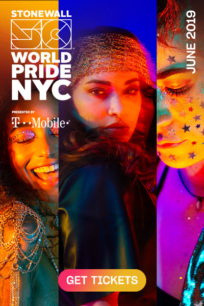 World Pride NYC