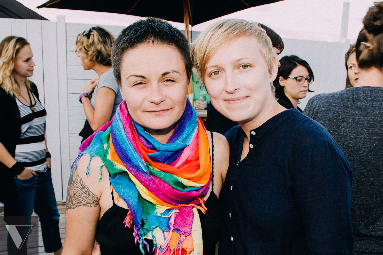 Ukrainian lesbians